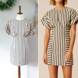 C/MEO Collective | High As Hope Stripe Dress